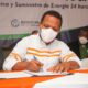 Edesur firma pacto social con 20 comunidades de Villa Altagracia