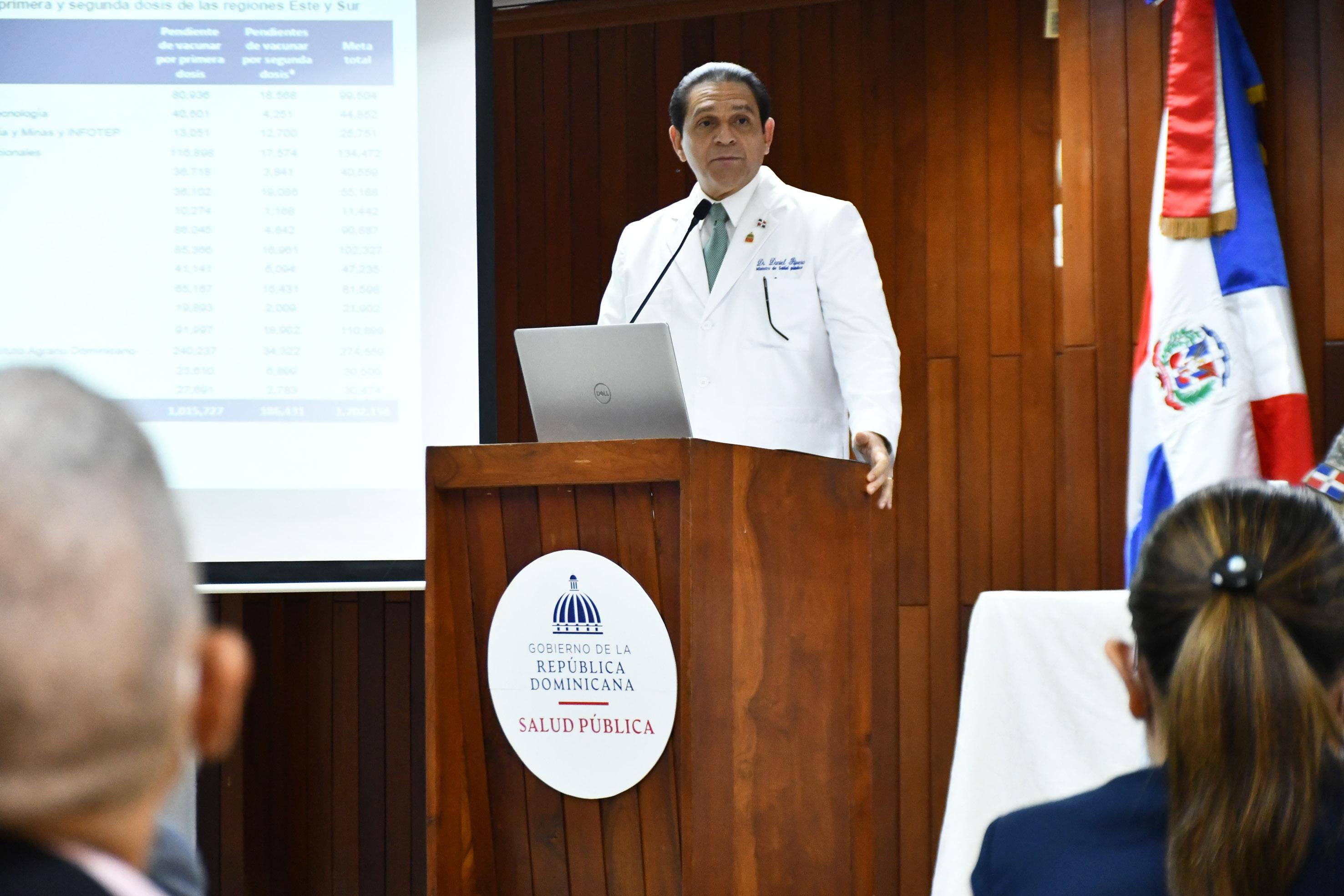MSP continúa esfuerzos para acelerar proceso de vacunación
