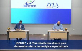 INFOTEP e ITLA en la vanguardia tecnológica