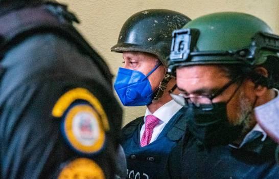 Envían a prisión al exprocurador Jean Alain Rodríguez