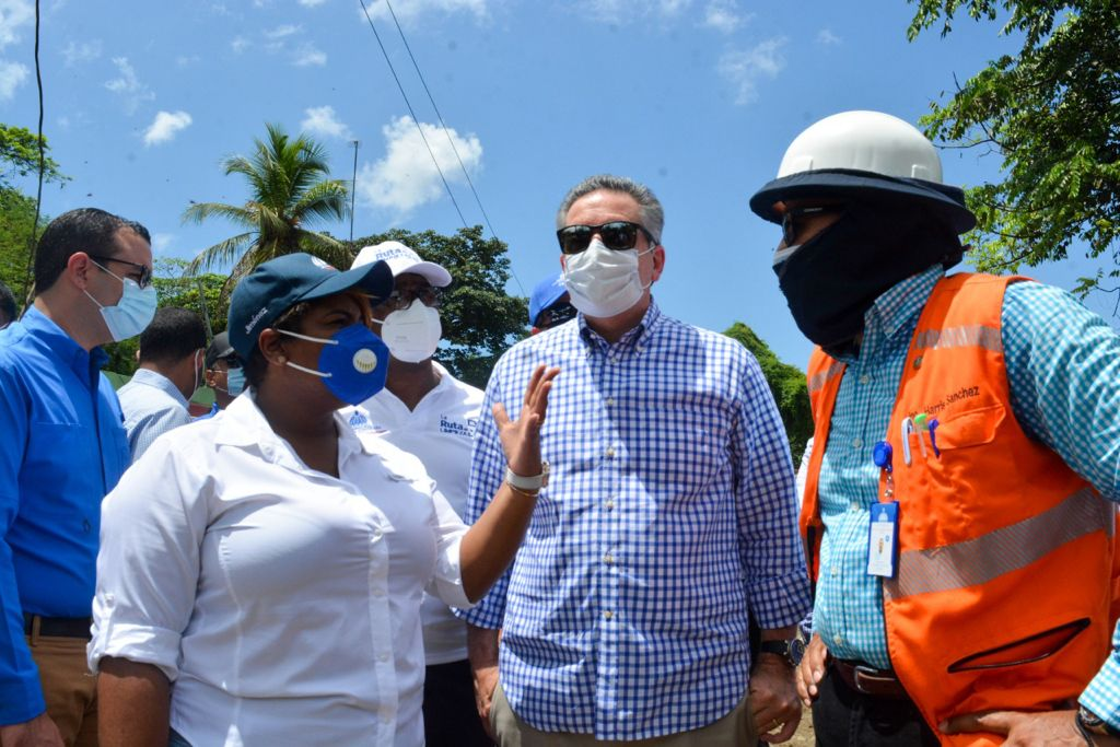 Ministra de la Juventud Luz Jiménez, se suma al rescate de SDE.