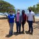 Turismo anuncia remozamiento de la playa Saladilla en Barahona