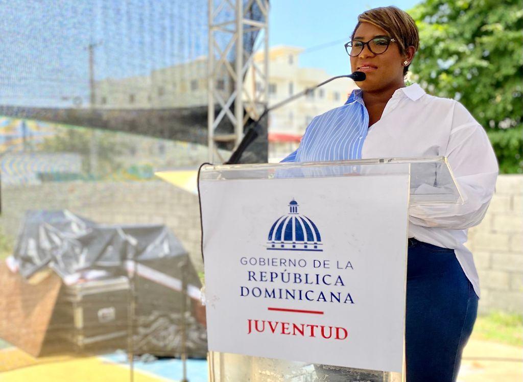 Ministerios Juventud y Deportes rescatan areas deportivas Ciudad Juan Bosch