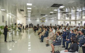 Ministerio de la Mujer rinde homenaje póstumo a la sargento Johanny Rosario Pichardo