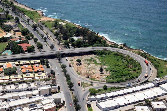 Obras Públicas informa cierre del elevado de la Luperón para reparación