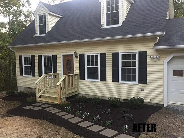 Siding Replacement After