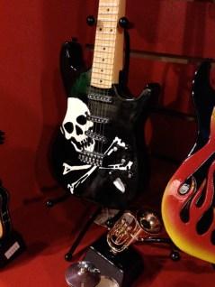 Guitar in New York