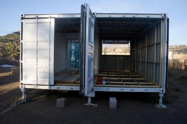Consejos para hacer una vivienda con contenedores o - Contenedores maritimos para vivienda ...