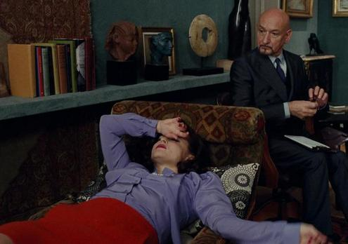 """Numéro Cinq at the Movies: Roman Polanski's """"A Therapy,""""  Introduced by R W Gray"""