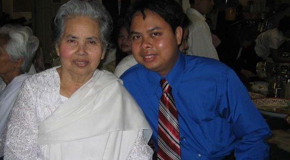 Saying I Love You Khmer-American Style: Memoir --- Bunkong Tuon