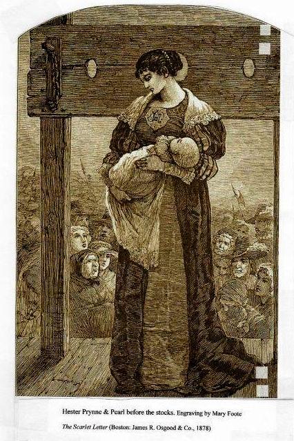 Anna Karenina and Hester Prynne Essay