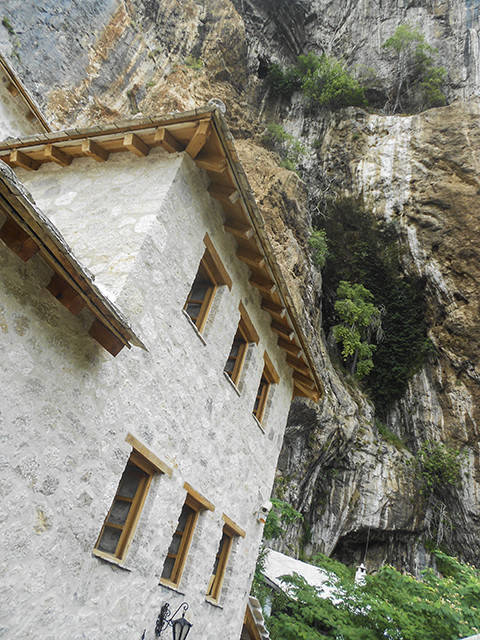 Sufi Dervish House at Blagaj