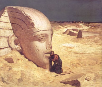 The Questioner of the Sphinx