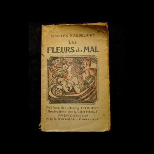 livre-les-fleurs-du-mal-par-charles-baudelaire-aux-editions-france-editions-preface-de-henri-frichet