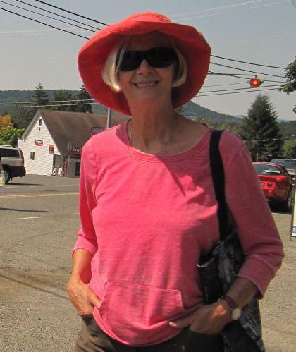 Cynthia photo Shawnigan lake