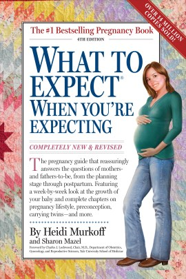 "Defining the ""Expect"" in What To Expect When You're Expecting"
