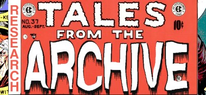 Adventures in the Archives: Tales from the Crypt(ic) Rules of Archive Etiquette