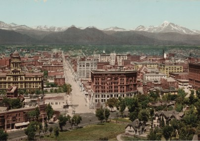 Denver's One-Lung Army: Disease, Disability, and Debility in a Frontier City
