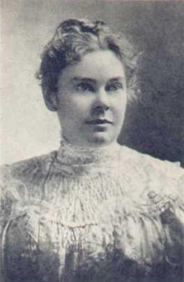 Lizzie Borden, ca. 1889. (Wikimedia   Public domain)
