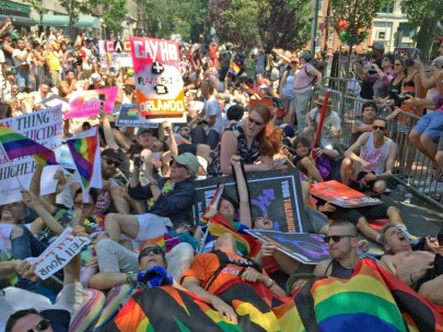 Report from Pride: LGBT History Is (Not Yet) American History