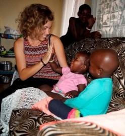 Emily, die Tochter von Felix, unserem Mitarbeiter
