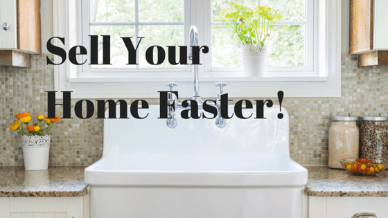 Sell Your Home Faster!