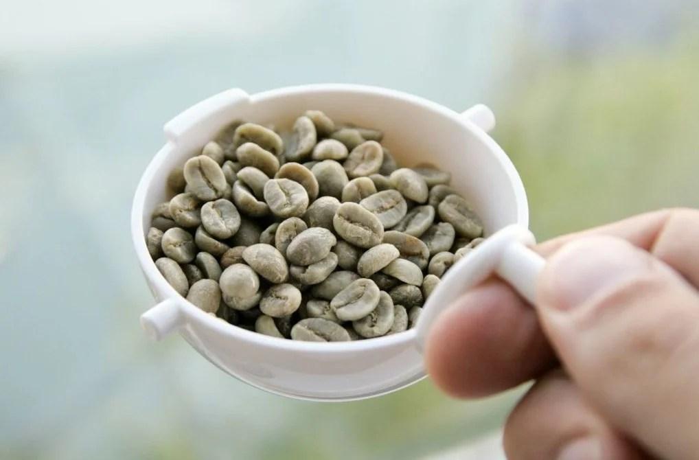 El cafe verde para adelgazar y hacer dieta para bajar de peso