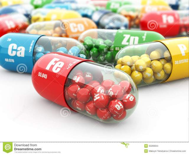Nutritional Supplements-Protecting Your Health