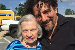 David Wolfe and my mother