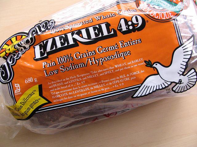 Ezekiel 4:9 bread package