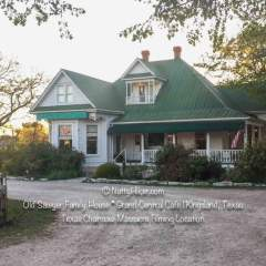 Sawyer Family Home; Texas Chainsaw Massacre Filming Location