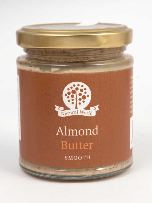 Almond Butter Smooth 170gr