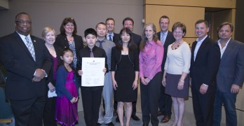 Seattle student wins national math competition
