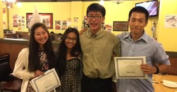 SYLP graduation dinner
