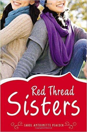 SHELF red thread sisters