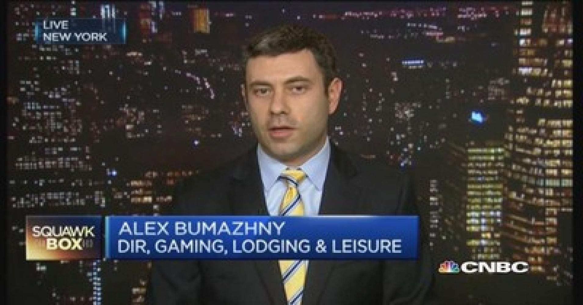 Alex Bumazhny