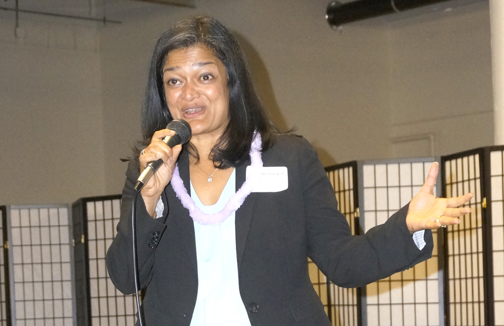 PATRICE MCCARTHY, Candidate for State Auditor