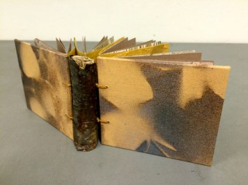 """Birch Book"" Concertina/Pamphlet"