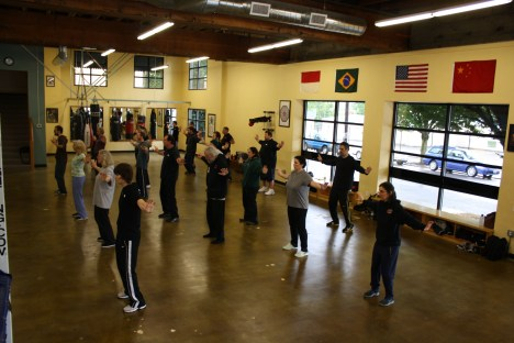 Tai Chi and osteoporosis