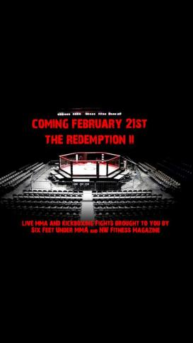 The Redemption 2 Ring girl contest.