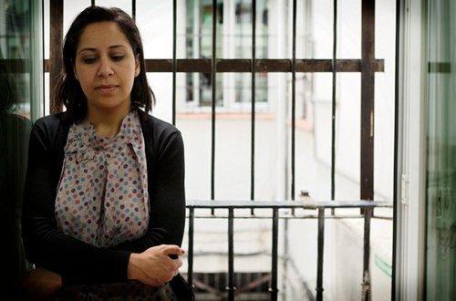 مزن حسن - مديرة مؤسسة نظرة