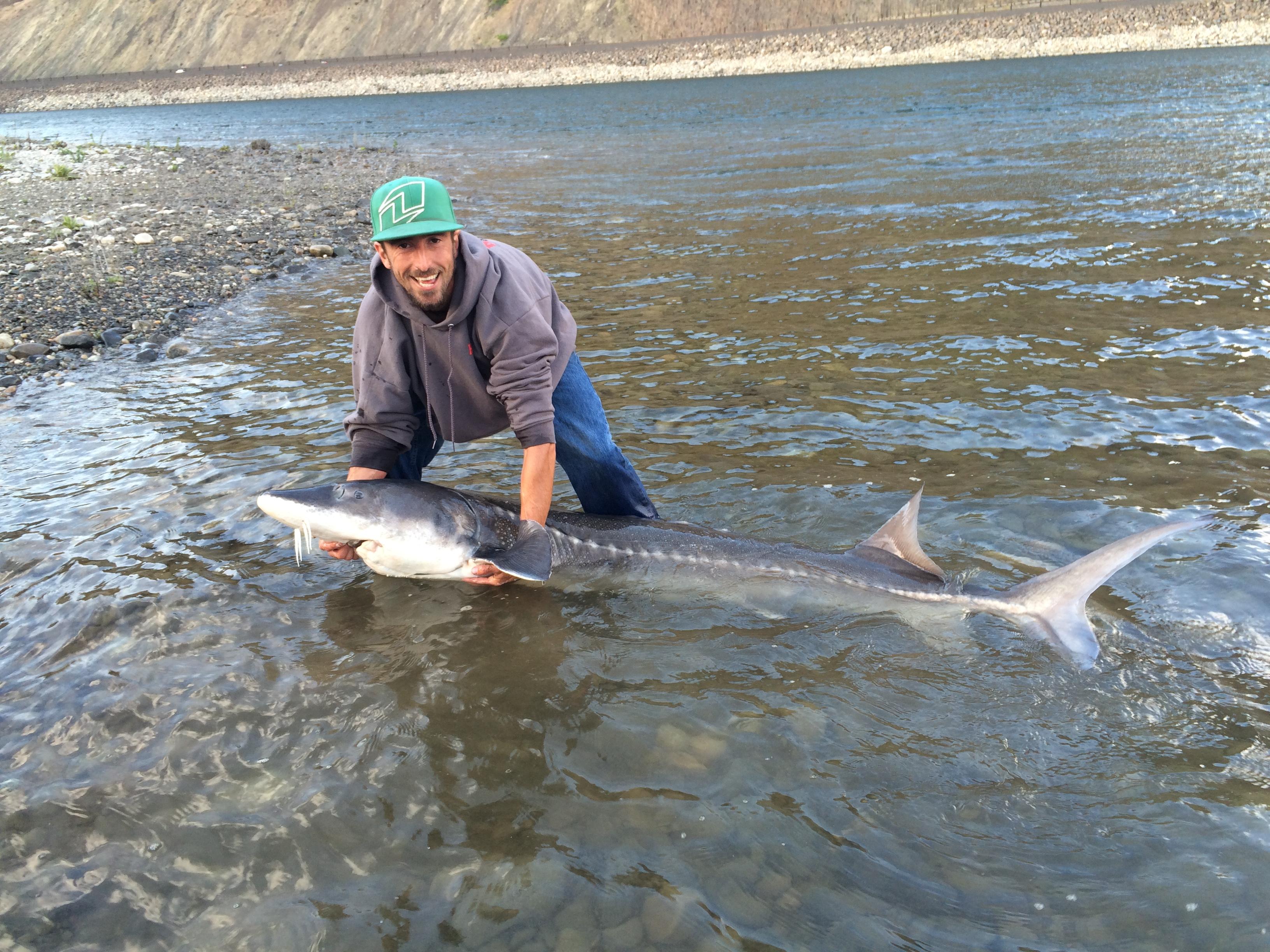 Sw wa columbia yakima fishing report 5 5 15 for Fishing report washington
