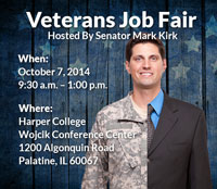 Job Fair October 2014
