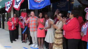 Opening of Illinois Community Women Veteran's Center