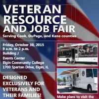 Elgin Veterans Resource and Job Fair