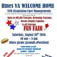 Hines VA Welcome Home fi
