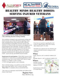 Healthy Minds Healthy Bodies