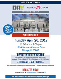 Chicago JOb Fair April 2017