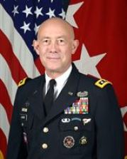 Lieutenant General Charles D. Luckey, Chief of Army Reserve and Commanding General, United States