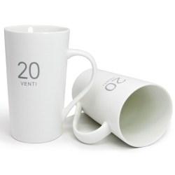 Splendent Tall Ceramic Coffee Momugs Number Pattern Pure Large Milk Mug Momugs Number Pattern Pure Large Milk Mug Tall Tall Plain Coffee Mugs Tall Coffee Mugs